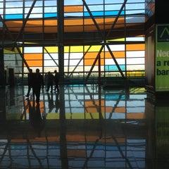 Photo taken at Zvartnots International Airport | Զվարթնոց Միջազգային Օդանավակայան (EVN) by Mari S. on 11/7/2012