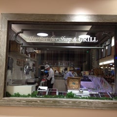 Photo taken at The Butcher Shop & Grill by Rafik A. on 10/31/2012