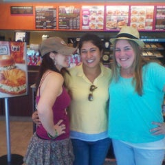 Photo taken at Dunkin Donuts by Crystal <3 <3 <3 Dean 4Ever !! (. on 10/18/2012