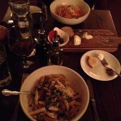 Photo taken at Nani's Pasta House by Jens K. on 10/28/2013