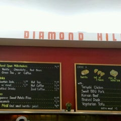 Photo taken at Diamond Hill by Monica C. on 10/23/2012