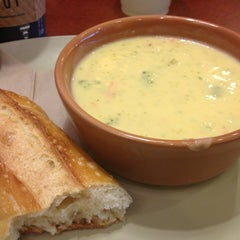 Photo taken at Panera Bread by Tee-say on 12/17/2012