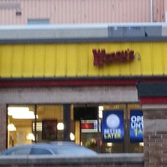 Photo taken at Wendy's by Yolanda M. on 11/1/2012