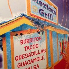 Photo taken at Burrito Beach by Mark C. on 12/4/2014