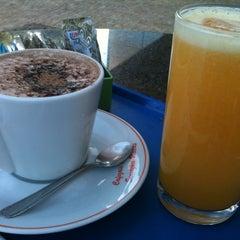 Photo taken at Brazilian Star Café by Tiago M. on 1/22/2013