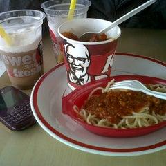 Photo taken at KFC by Linda Kusuma Wardani on 11/29/2012