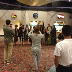 Photo taken at AMC Fashion Valley 18 by Eric C. on 12/14/2012