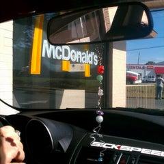 Photo taken at McDonald's by Thomas F. on 9/20/2012