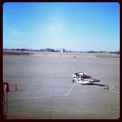 Photo taken at Gate A2 by Ernie A. on 12/18/2013