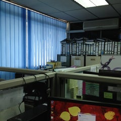 Photo taken at PETRONAS Sarawak Regional Office by Ucu A. on 11/18/2012
