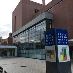 Photo taken at 横浜市 港北区総合庁舎 by Hiroaki N. on 1/16/2016