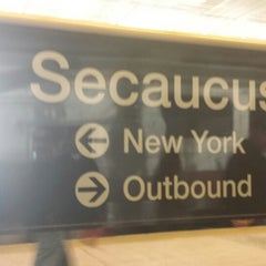 Photo taken at Secaucus, NJ by Marcus on 10/26/2014