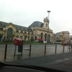Photo taken at Gare de Namur by Olivier M. on 11/7/2012