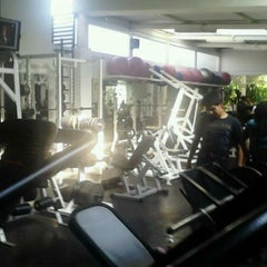 Photo taken at The Gym by Karly V. on 10/31/2012