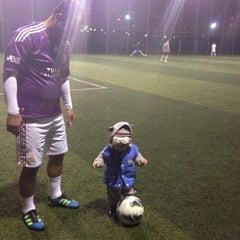 Photo taken at Biral Spor Tesisleri by Gülçin Yağiz Y. on 10/23/2012