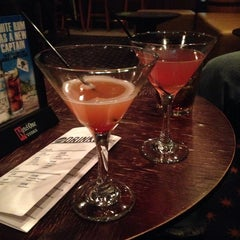 Photo taken at 445 Martini Lounge by Jen R. on 3/22/2014