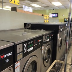 Photo taken at Today Washateria by Mariana B. on 4/15/2014