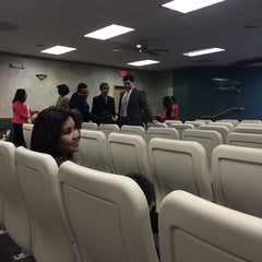 Photo taken at Kingdom Hall Of The Jehovah's Witnesses by Mariana B. on 3/30/2014