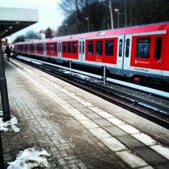Photo taken at Bahnhof Pinneberg by Flake on 3/26/2013