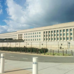Photo taken at The Pentagon by Andrew K. on 10/18/2015