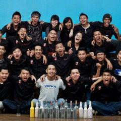 Photo taken at Nusantara Restaurant (STPB) by irawan n. on 1/12/2013