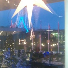 Photo taken at Gothia Towers Breakfast by Karen P. on 11/27/2012