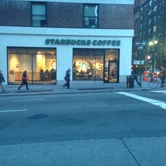 Photo taken at Starbucks by Maria S. on 2/18/2013