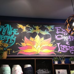 Photo taken at lululemon athletica by Korima Y. on 4/1/2013