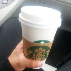Photo taken at Starbucks by Abraham L. on 3/26/2014