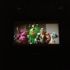 Photo taken at Cinemark Washington 8 by Quinn S. on 1/7/2013