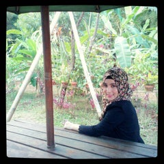 Photo taken at Bale Bengong by Citra A. on 8/19/2015