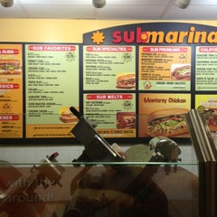 Photo taken at Submarina California Subs by Brian A. on 11/18/2012