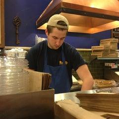 Photo taken at Potbelly Sandwich Shop by Joe on 12/31/2012