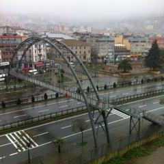 Photo taken at Giresun Oteli by Ali I. on 12/23/2012