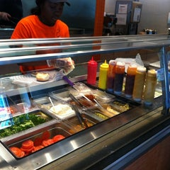 Photo taken at South St. Burger Co. by Vivian L. on 5/26/2013