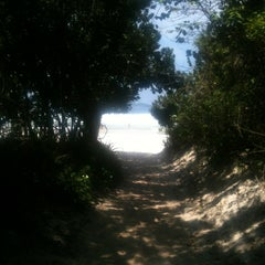 Photo taken at Lopes Mendes by Tiago G. on 11/23/2012