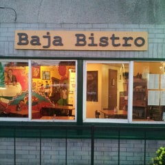 Photo taken at Baja Bistro by Robert C. on 11/9/2012