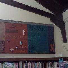 Photo taken at Seattle Public Library - Fremont Branch by DenMom & MoMo W. on 10/22/2012