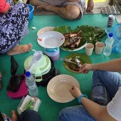 Photo taken at Kampung Brunei Membakut by ady targaryen a. on 11/24/2012
