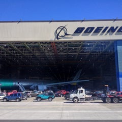 Photo taken at The Boeing Co. by Cynthia D. on 7/8/2014