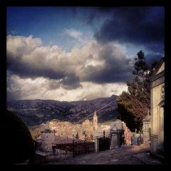 Photo taken at Novara di Sicilia by Kiki F. on 8/11/2013