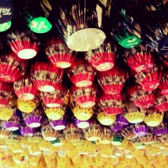 Photo taken at Supermercado Coelho Diniz by Sarah R. on 3/1/2013