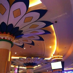 Photo taken at Monticello Grand Casino by Noelia S. on 11/17/2012