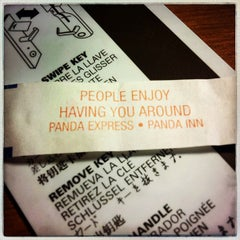 Photo taken at Panda Express by christian d. on 8/12/2013