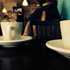 Photo taken at Tastee Corner Cafe by Damariz V. on 2/24/2014