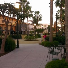 Photo taken at Otay Ranch Town Center by And A. on 12/23/2012