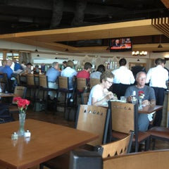 Photo taken at Timberline Steaks & Grille by Henk J. on 7/22/2013