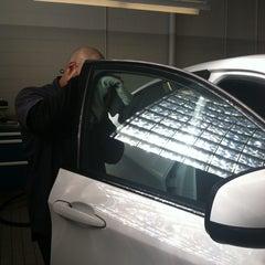 Photo taken at Faulkner BMW by Breanna K. on 2/1/2013