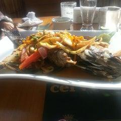 Photo taken at Restaurante El Morocho by Eduardo F. on 5/12/2013