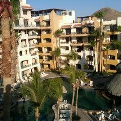 Photo taken at Marina Fiesta Resort & Spa by Marco I. on 11/30/2012